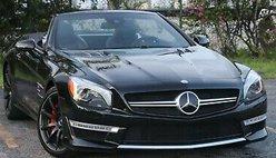 2013 Mercedes-Benz SL-Class SL 63 AMG