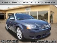2005 Audi S4 quattro