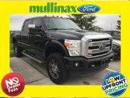 2014 Ford Super Duty F-250 Platinum