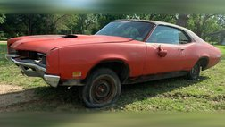 1971 Mercury GT