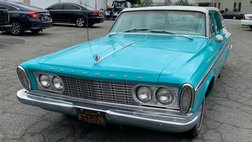 1963 Plymouth white