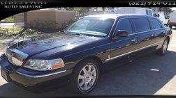 2009 Lincoln Town Car Executive