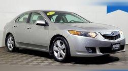 2010 Acura TSX Standard