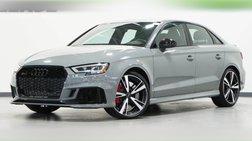 2020 Audi RS 3 2.5T quattro