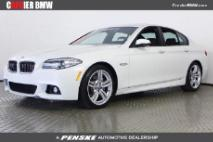 2016 BMW 5 Series 535d