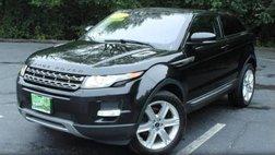 2012 Land Rover Range Rover Evoque Coupe Pure Plus