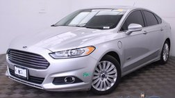 2015 Ford Fusion Energi SE Luxury
