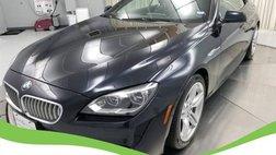 2015 BMW 6 Series 650i xDrive