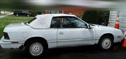 1991 Chrysler Le Baron GTC