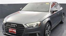 2018 Audi A3 2.0T quattro Premium