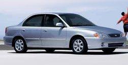 2004 Kia Spectra EX