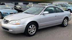 2002 Acura CL 3.2