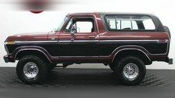 1979 Ford Bronco RANGER XLT V8!