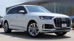 2020 Audi Q7 2.0T quattro Premium