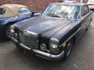 1972 Mercedes-Benz  2dr Man
