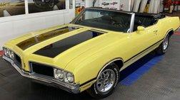 1970 Oldsmobile Cutlass Convertible - SEE VIDEO -