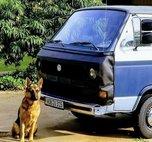 1984 Volkswagen Vanagon L