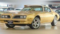 1977 Pontiac Firebird coupe