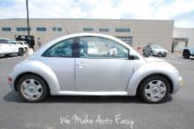 1999 Volkswagen New Beetle GLS 1.8T