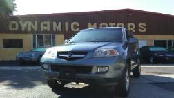 2005 Acura MDX Base