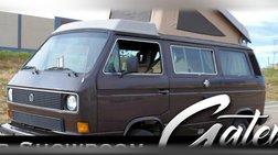 1985 Volkswagen Vanagon Camper