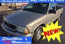2002 GMC Sonoma SL Ext. Cab 2WD
