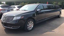 2019 Lincoln MKT Town Car Limousine Fleet