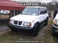 1998 Suzuki Sidekick JX Sport 4-Door 4WD