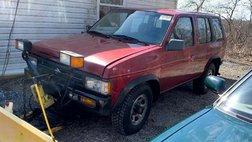 1995 Nissan Pathfinder LE