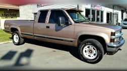 1997 Chevrolet C/K 2500 Ext. Cab 6.5-ft. Bed 4WD
