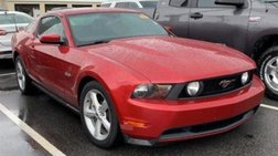 2012 Ford Mustang GT Premium