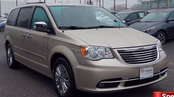 2013 Chrysler Town and Country Touring-L