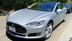 2012 Tesla Model S Standard