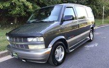 2002 Chevrolet Astro Minivan 3D