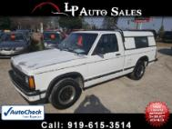 1992 Chevrolet  EL Reg. Cab Short Bed 2WD