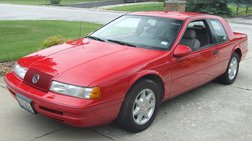 1990 Mercury Cougar XR7