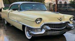 1955 Cadillac DeVille 52,000  ORIGINAL MILES