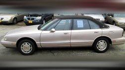 1998 Oldsmobile Regency Base