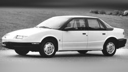 1992 Saturn S-Series SL