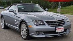 2005 Chrysler Crossfire SRT-6 Base
