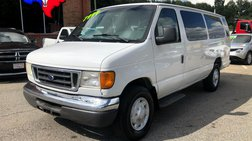 2006 Ford E-Series Wagon E-350 Super Duty Ext XL