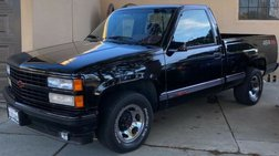1991 Chevrolet C/K 1500 C1500 454SS