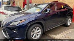 2017 Lexus RX 350 RX 350 Sport Utility 4D