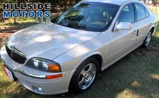 2000 Lincoln LS Base