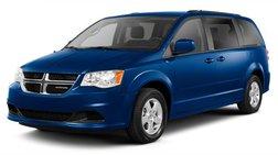 2012 Dodge Grand Caravan Crew