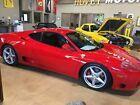 2003 Ferrari 360 Berlinetta F1 v8 coupe