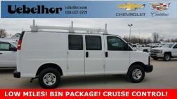 2010 Chevrolet Express Cargo Van 3500