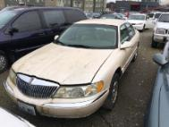 1998 Lincoln Continental Base