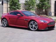 2011 Aston Martin V12 Vantage Base