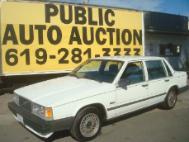 1989 Volvo 740 GL